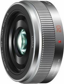 Panasonic LUMIX G 20mm f/1.7 II ASPH H-H020AE