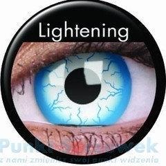 Maxvue Vision Vision Crazy Wild Eyes - Lightening 2 szt.