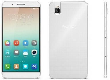 Huawei ShotX Biały