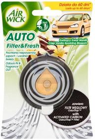 Air Wick Auto Filter Fresh Kwitnący Kwiat Wanilii 3 ml
