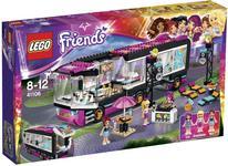 LEGO Friends - Wóz Koncertowy Gwiazdy Pop 41106