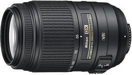 Opinie o Nikon AF-S 55-300mm f/4.5-5.6G DX ED VR