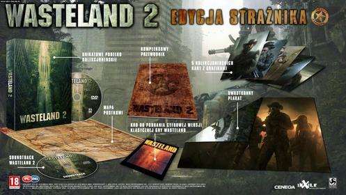 Wasteland 2: Ranger Edition - Edycja Stra?nika PC