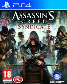 Assassins Creed: Syndicate Edycja Charing Cross PS4
