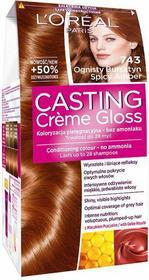 Loreal Casting Creme Gloss 743 Ognisty Bursztyn