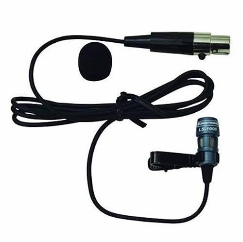 Omnitronic 13056020LS-1000XLR Lavalier mikrofon LS-1000 XLR Lavalier mic