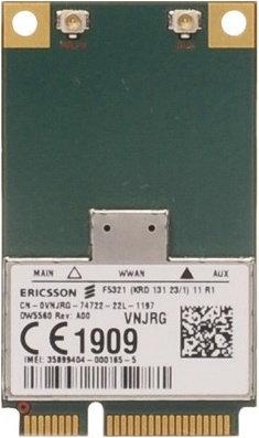Opinie o Dell Wireless 5560 HSPA+ Mobile Broadband Mini-Card