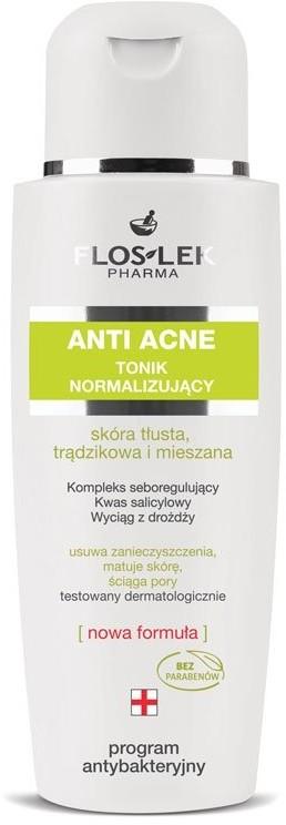 Flos-Lek Anti Ance: antybakteryjny tonik 200ml