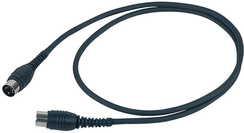 PROEL BULK410LU5 - kabel MIDI (5m)