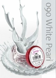 Semilac UV Gel Color 090 White Pearl 5ml