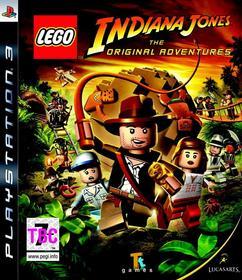 Lego Indiana Jones PS3