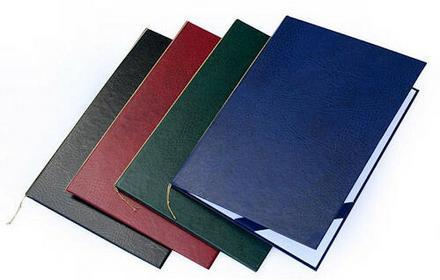 Okładki do dyplomu Standard zielone x10
