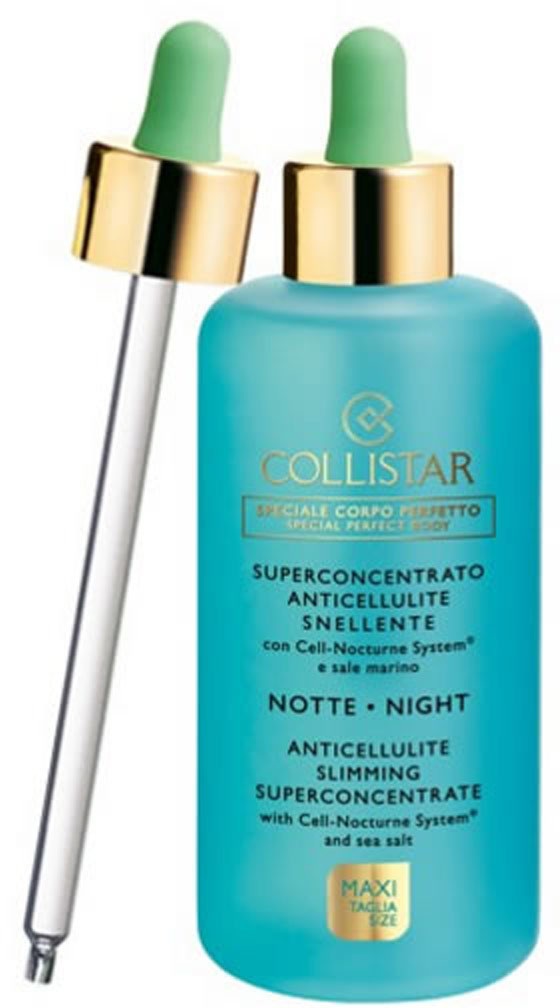 Collistar Superconcentrated Anticellulite Slimming Night 200ml