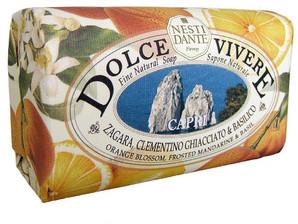 NESTI DANTE Mydło w kostce Capri unisex 250g