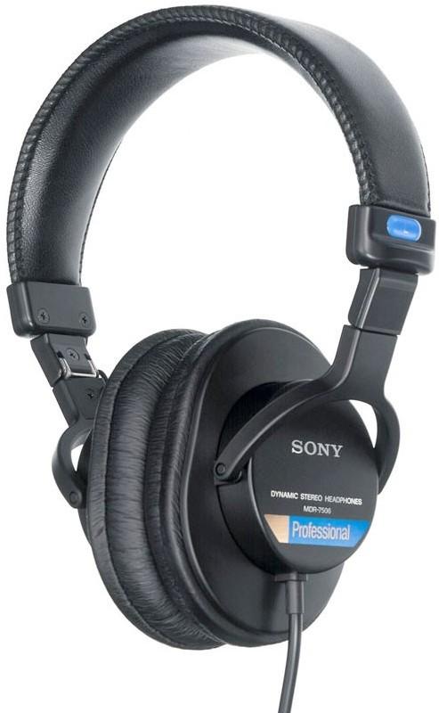SONY MDR-7506 - słuchawki