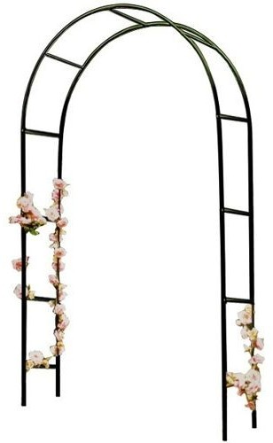 Opinie o wideShop Pergola Metalowy na różę, łuk kwiatowy 240cm