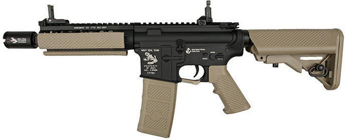G&P Karabinek szturmowy Ball Rifle Short - sand/black (GIP-01-007329) G