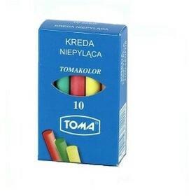 TOMA Kreda kolorowa 10szt TO4598