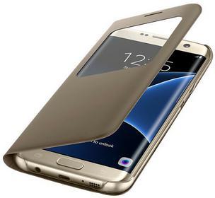 Samsung Galaxy S7 S View Cover EF-CG930PF złoty EF-CG930PFEGWW