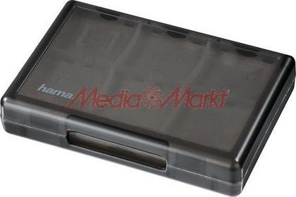 Hama Kasetka do gier 30+2 do Sony PS Vita Czarna 001141260000