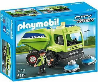 Playmobil 6112 City Action - Zamiatarka