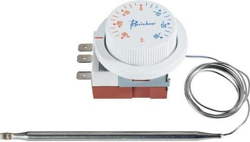 Termostat montażowy zakres regulacji -30 - +30 °C 250 V/1