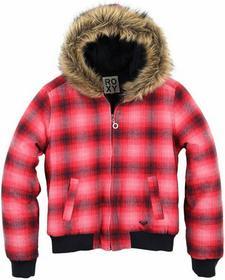 Roxy kurtka zimowa damska TWIST PLAID