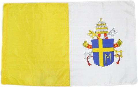Opinie o Flaga Papieska Herb Jan Paweł II 110/70 cm