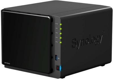 Synology DS416play 4xHDD,2x1.6-2,48GHz 1GB 3xUSB 2xLAN DS416play następca DS415play