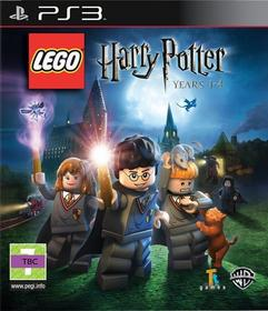 Harry Potter lata 1-4 PS3