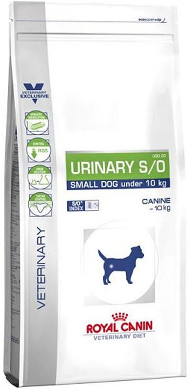 Royal Canin Urinary S/O Small USD20 1,5 kg