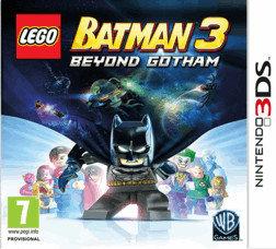 Batman 3: Beyond Gotham 3DS