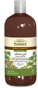 Green Pharmacy żel pod prysznic ARGAN I FIGI 500ml