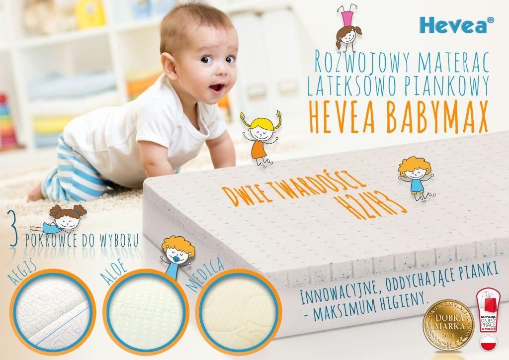 Hevea BABY MAX 140x70