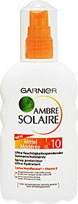 Garnier Ambre Solaire - Ultranawilżające mleczko ochronne SPF30 (wysoka ochrona) 200ml