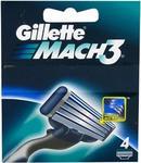 Opinie o Gillette Mach3