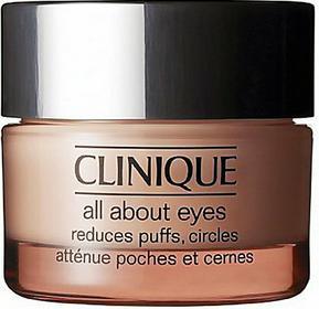 Clinique All About Eyes - All Skin krem-żel redukujący sińce pod oczami opuchliznę 15ml