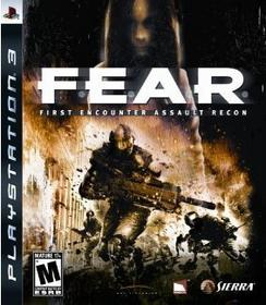 FEAR First Encounter Assault Recon (FEAR) PS3