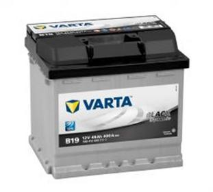 Varta Akumulator BLACK dynamic B19 45Ah BLACK dynamic 545412040
