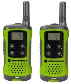 Motorola TLKR T41 zielony