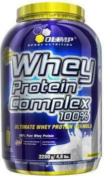 Opinie o Olimp Whey Protein Complex 100% 2200g