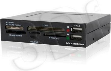 ModeCom ALL IN ONE CR-108 2xUSB