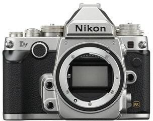 Nikon DF body srebrny