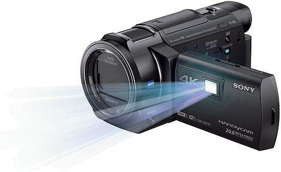 Opinie o Sony FDR-AXP33
