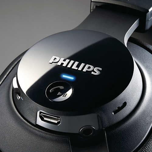 Philips SHB7150FB/00 czarne