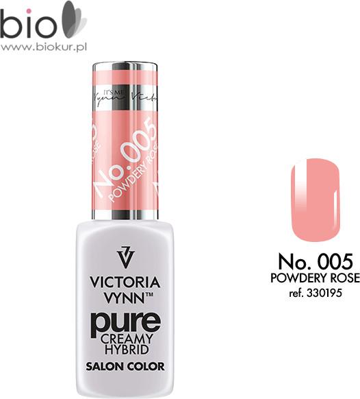 Pure VICTORIA VYNN CREMY HYBRID 005 POWDERY ROSE 8 ml