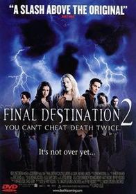 Oszukać przeznaczenie 2 (Final Destination 2) [DVD]