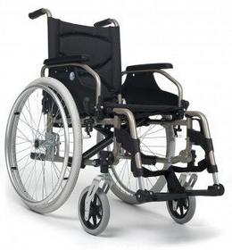 Vermeiren Wózek inwalidzki aluminium V200