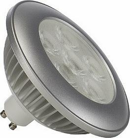 Spotline POWERLED ES111 10W, 40°, białe LED, srebrny