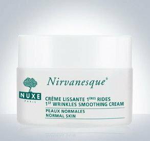Nuxe NIRVANESQUE 1st Wrinkles Smoothing Cream Krem przeciw pierwszym zmarszczkom mimicznym 50ml
